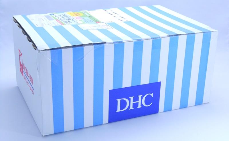 DHCプロティンダイエットが到着