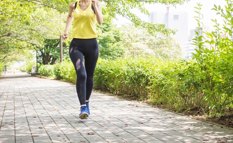 軽い運動をすることで空腹感がおさまる