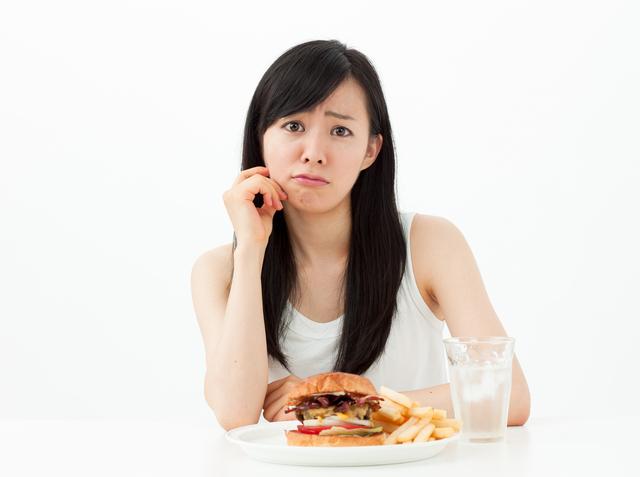 太る食生活
