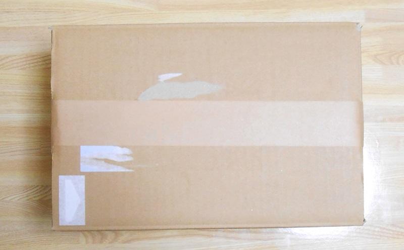 ヘルシーバンク美容液ダイエットシェイクを梱包して返品