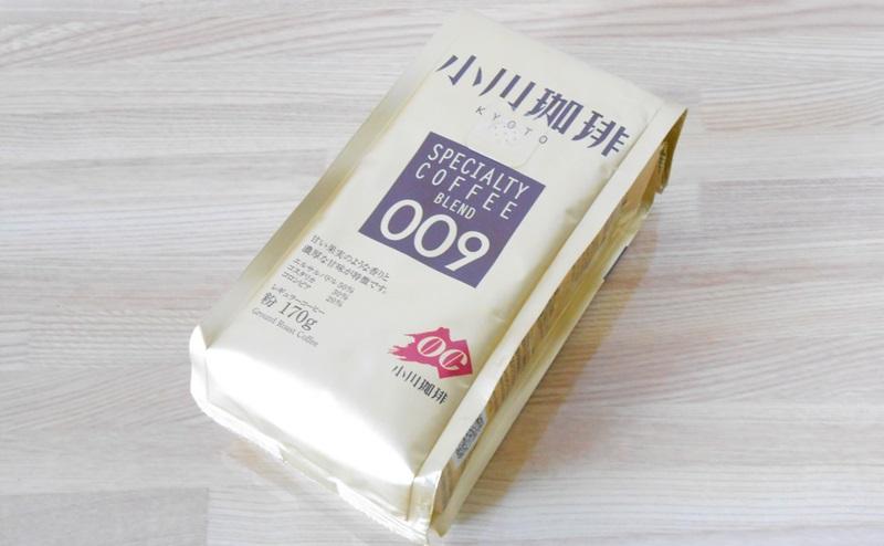 小川珈琲 スペシャルティコーヒー009でバターコーヒー(完全無欠コーヒー)をつくる