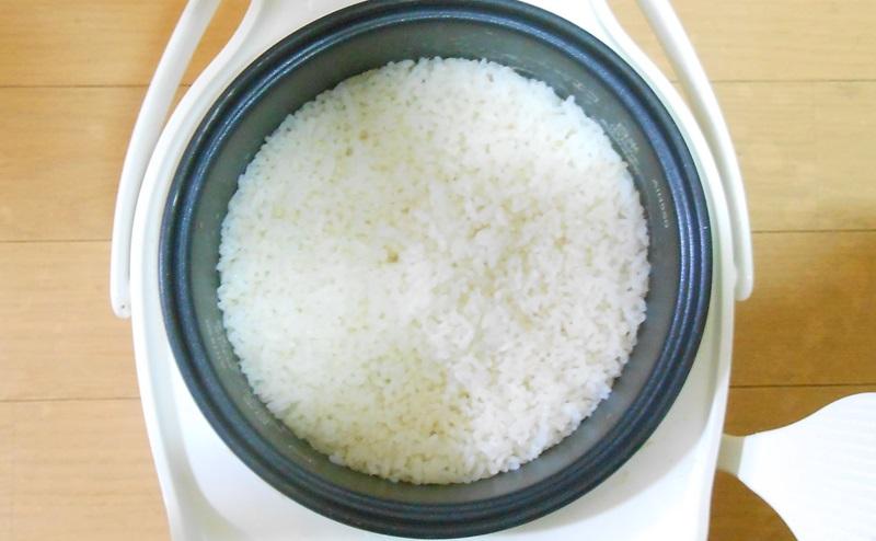 2合炊き 炊飯器
