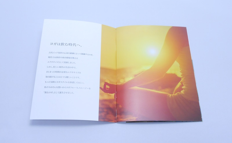 ヨガフルーツスムージーの読本