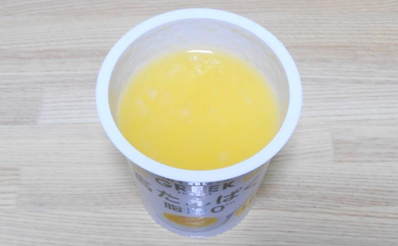 【明治】ザ グリークヨーグルト レモン&ハニーソース