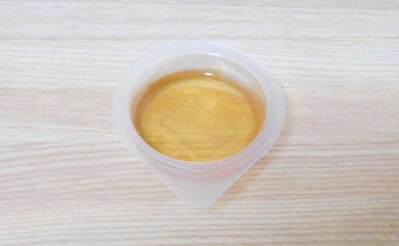 【パルテノ】濃密ギリシャヨーグルト 添付品のはちみつ