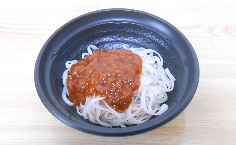 【ファミリーマート】RIZAP 糖質0g麺汁なし担々麺風の評価