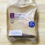 【ローソン】ブラン入り食パン4枚入 | おすすめ口コミレビュー