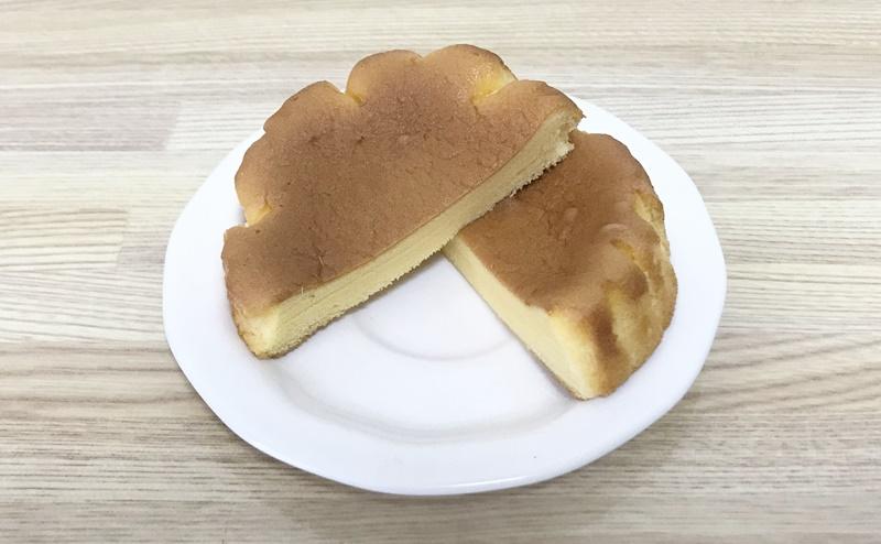 【ローソン】しっとりカステラケーキの味