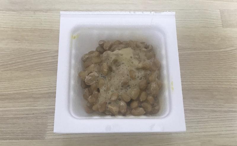 セブンイレブン   北海道産小粒 納豆 3個入の評価