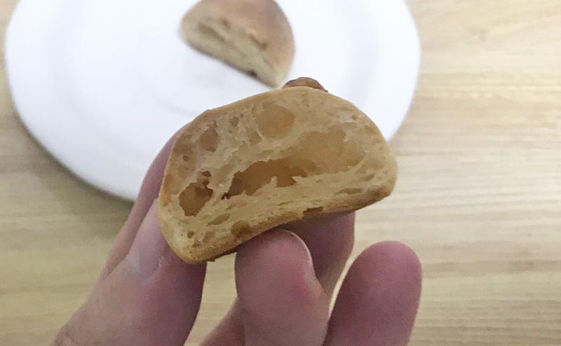 ローソン | ブランのチーズモッチボール 6個入〜乳酸菌入〜の食感
