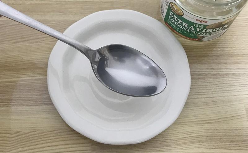 日清オイリオ | 有機エキストラバージンココナッツオイルの食レポ