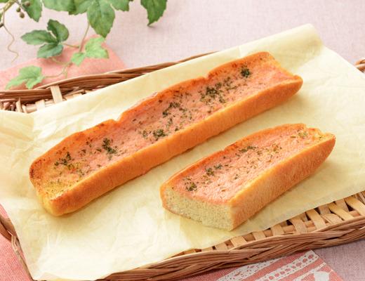 ローソン | もち麦のめんたいトースト