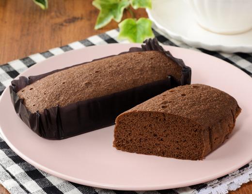 ローソン | たんぱく質が摂れるチョコ蒸しケーキ
